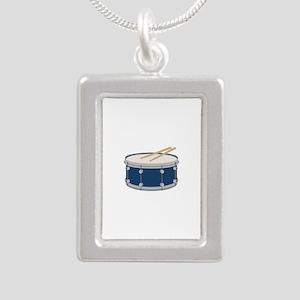 Snare Drum Necklaces