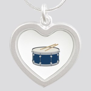Snare Drum Necklaces