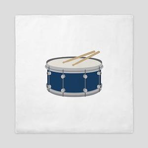 Snare Drum Queen Duvet