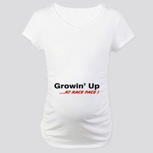 Livin life at Race Pace Maternity T-Shirt