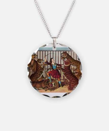 circus art Necklace