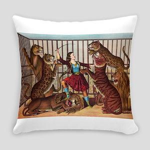 circus art Everyday Pillow