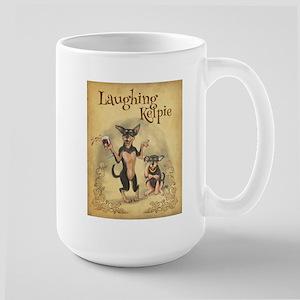 Lauging Kelpie Mugs