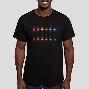 Assorted Rainbow Lanterns T-Shirt
