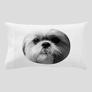 Shih Tzu Photo Pillow Case