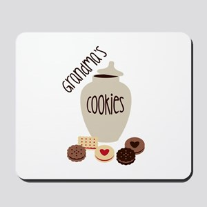 Grandmas Cookies Mousepad