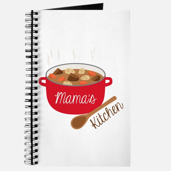 Mamas Kitchen Journal