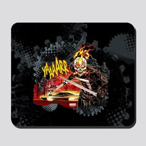 ghost rider Mousepad