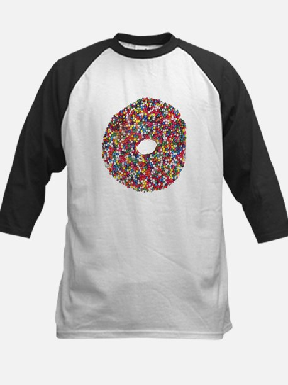 Sprinkles Donut Baseball Jersey