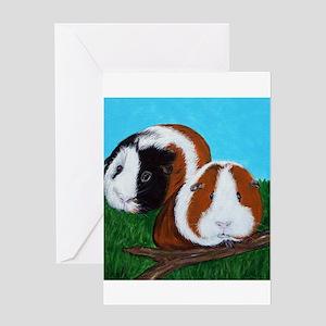 Cutie & Cuddle Greeting Cards
