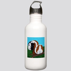 Cutie & Cuddle Stainless Water Bottle 1.0L
