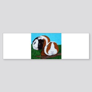 Cutie & Cuddle Bumper Sticker