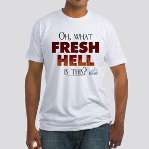 Frasier: Oh What Fresh Hell? Fitted T-Shirt