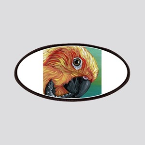 Sun Conure Parrot Patch