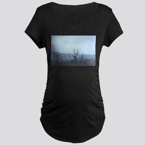 Bald Eagles Maternity T-Shirt