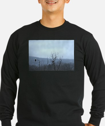 Bald Eagles Long Sleeve T-Shirt