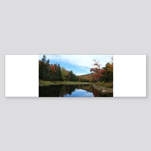 Vermont Lake Bumper Sticker