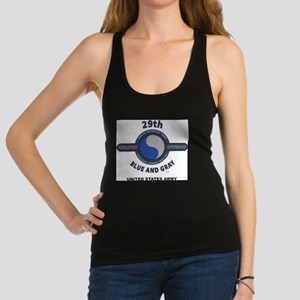 29TH INFANTRY DIVISION Racerback Tank Top