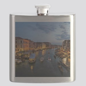 VENICE CANAL Flask
