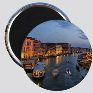 VENICE CANAL Magnet