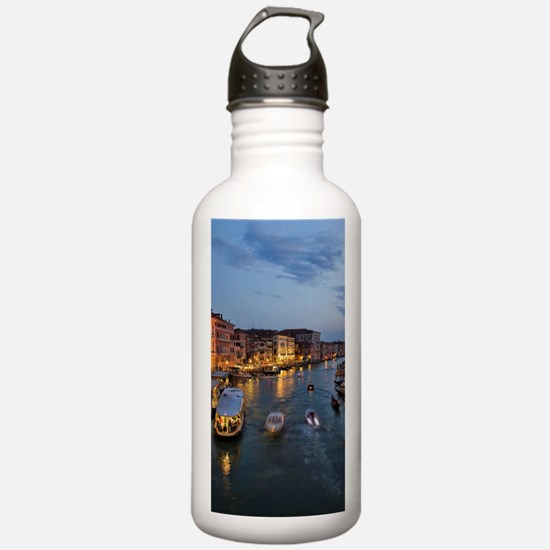 VENICE CANAL Water Bottle