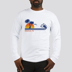 Naples FL Long Sleeve T-Shirt
