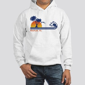 Naples FL Hooded Sweatshirt