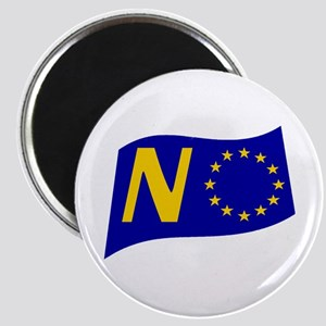 Just say NO to the EU! Magnet