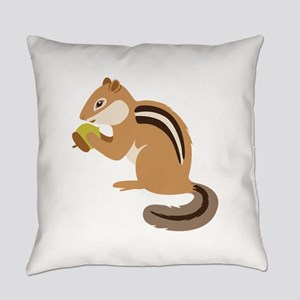 Chipmunk Everyday Pillow