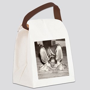 circus art Canvas Lunch Bag