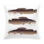 Vundu Catfish Everyday Pillow