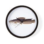 Vundu Catfish Wall Clock
