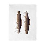 Vundu Catfish Twin Duvet