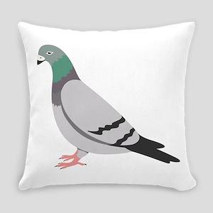 Pigeon Everyday Pillow