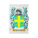 Oszwald Rectangle Magnet (100 pack)
