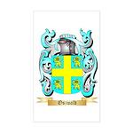 Oszwald Sticker (Rectangle)