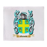 Oszwald Throw Blanket