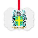 Oszwald Picture Ornament