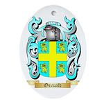 Oszwald Oval Ornament