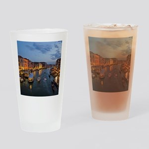 VENICE CANAL Drinking Glass