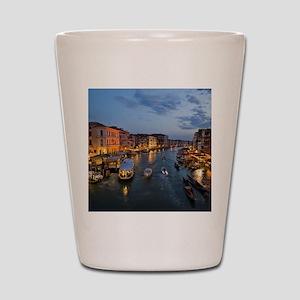 VENICE CANAL Shot Glass