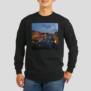 VENICE CANAL Long Sleeve T-Shirt