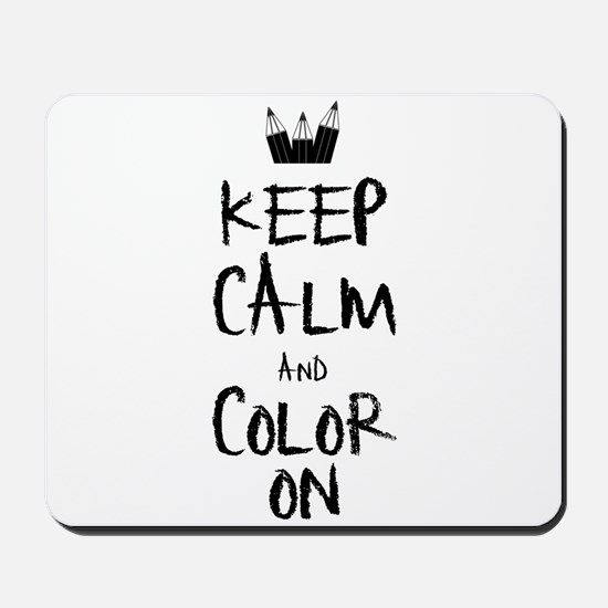 Color_on_2 Mousepad