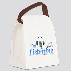 Frasier: I'm Listening Canvas Lunch Bag