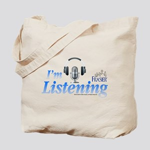 Frasier: I'm Listening Tote Bag
