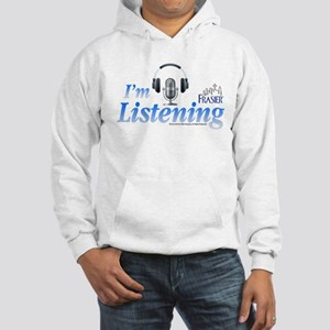 Frasier: I'm Listening Hooded Sweatshirt