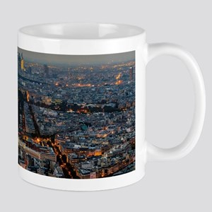 PARIS FROM ABOVE Mug