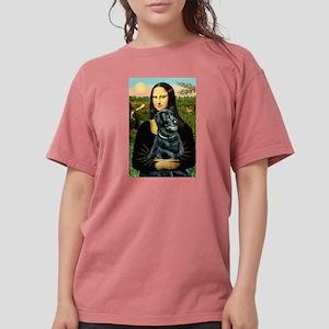 Flat Coated Retriever 2 - Mona Lisa Womens Com