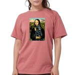 Flat Coated Retriever 2 - Mona Lisa.png Womens Com