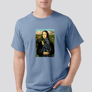 Flat Coated Retriever 2 - Mona Lisa Mens Comfo